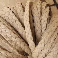 Paper loom braid