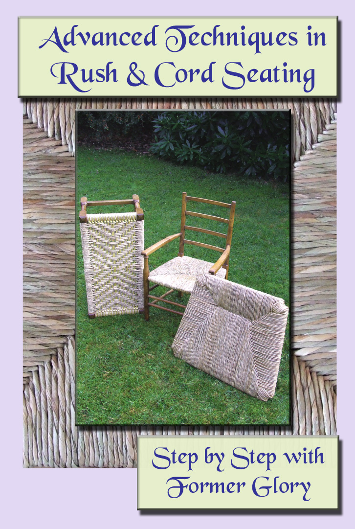 Willow Basket Weaving Dvd : Chair cane caning kits supplies for your seat