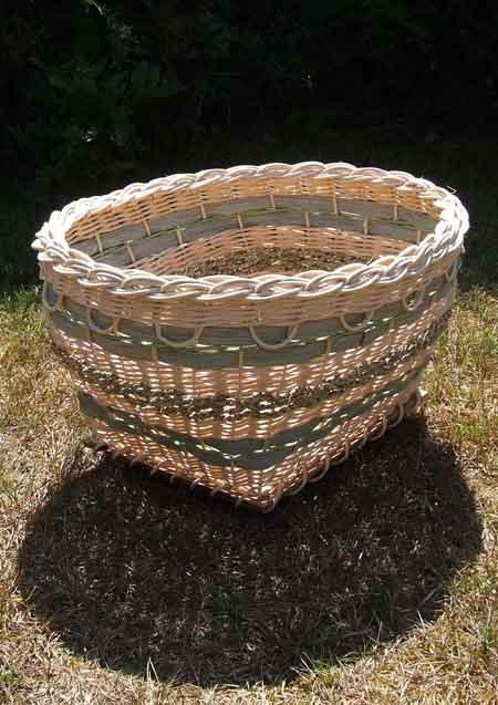 Basket Weaving Supplies Uk : Rattan cane materials potted history and description